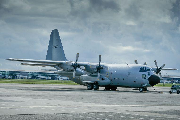 De C130 verdwijnt in de loop van dit jaar uit Melsbroek. Om de opvolger - de A400M - te kunnen huisvesten, moet de militaire luchthaven een grotere loods bouwen.