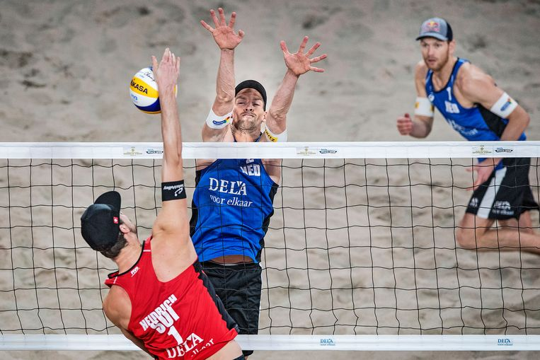 Voor volleyballers Alexander Brouwer en Robert Meeuwsen telt maar één ding: goud op de Spelen van Tokio in 2020