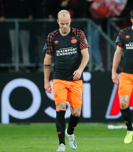 KNVB schorst PSV'ers Viergever en Hendrix voor twee duels