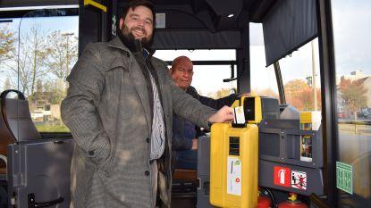 """Heraanleg busplein start eerste week van januari: """"Plein past in visie om van Zelzate terug centrumgemeente te maken"""""""