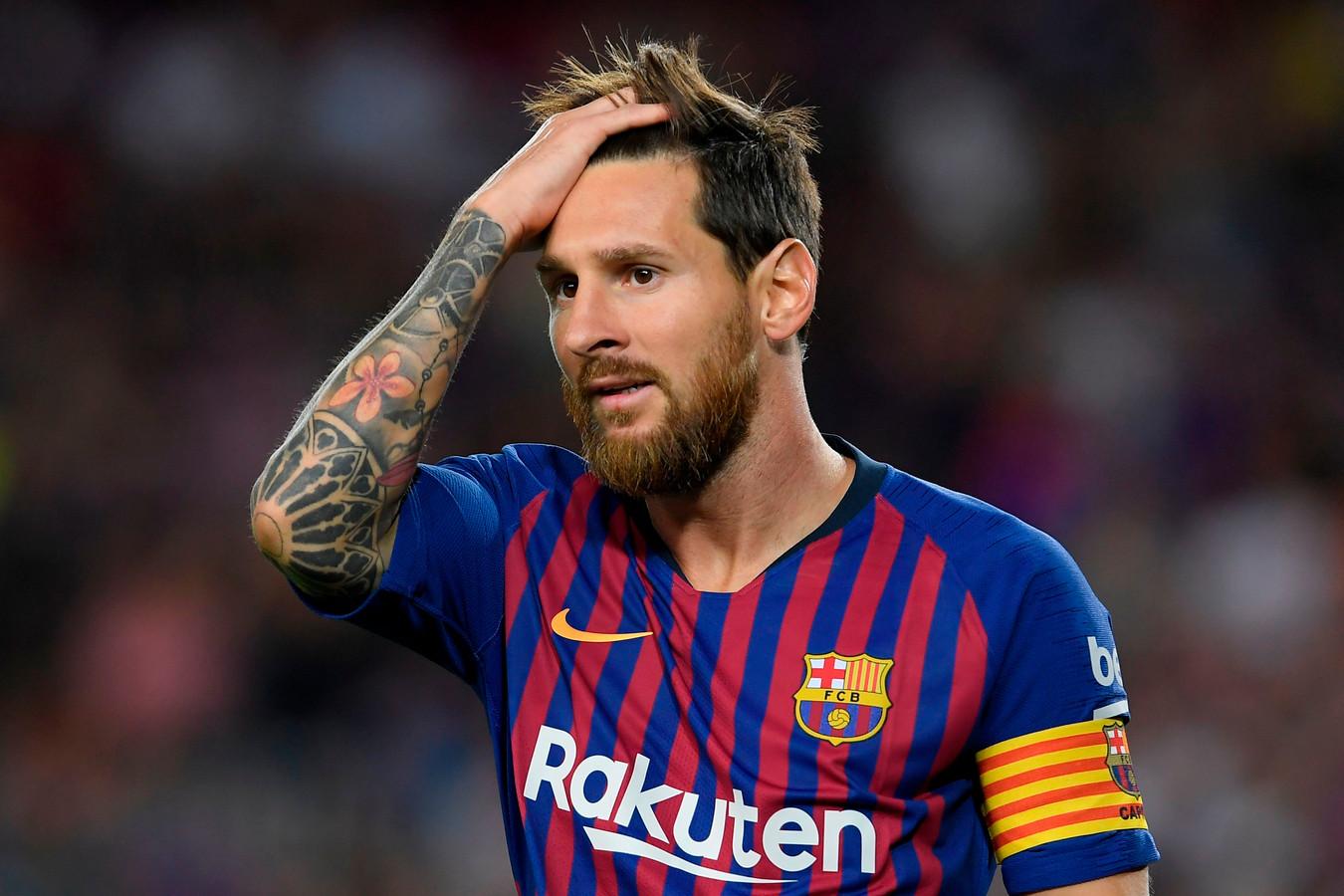 Messi zien spelen? Kans groot dat er nog een plekje vrij is in Camp Nou.