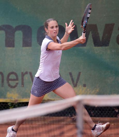 Schoofs niet door kwalificatie WTA-toernooi