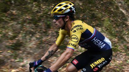 Roglic neemt de scepter over van ploegmaat Van Aert: Sloveen deelt tik uit aan Ineos op Col de Porte