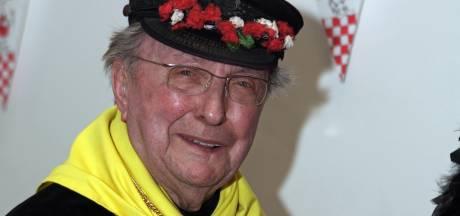Oud-prins en grondlegger van Roosendaals carnaval Jan Mol (92) overleden