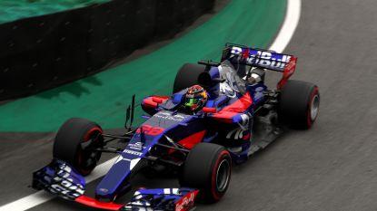Toro Rosso behoudt ook volgend jaar het vertrouwen in twee debutanten