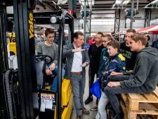 Logistiek opent de jacht op vmbo'ers