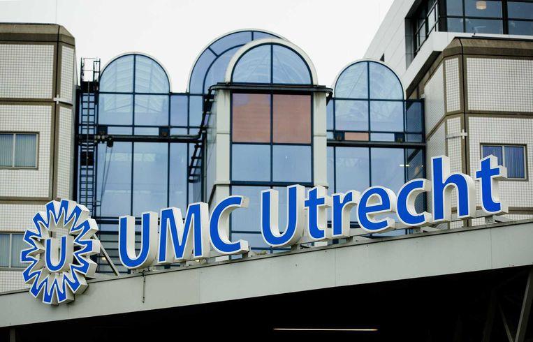 Exterieur van het UMC. Beeld anp