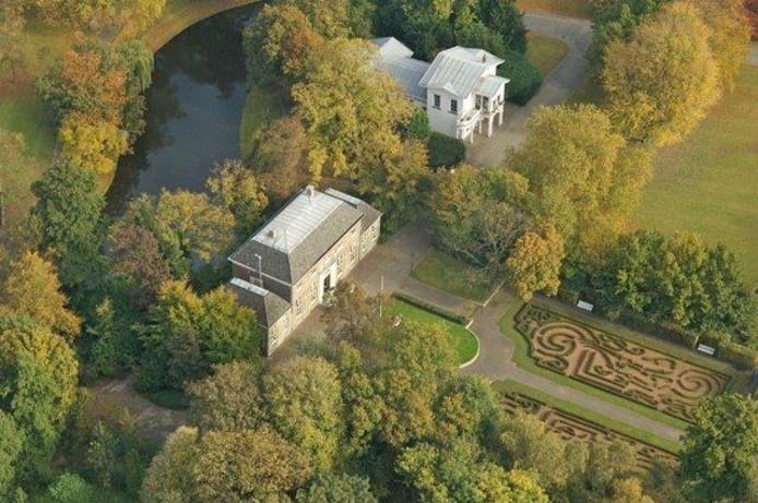 Het Heerenhuys in het Park bij de Euromast.