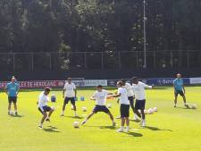 Hirving Lozano is na het WK weer terug bij PSV