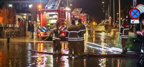 Lekkage veroorzaakt flinke wateroverlast in Zwijndrecht en Hendrik-Ido-Ambacht