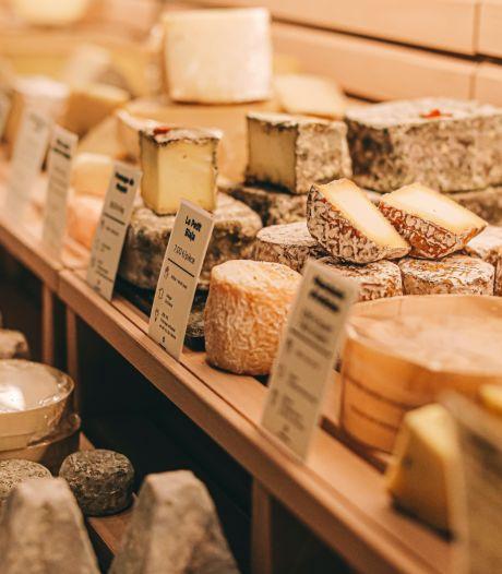 La vie est trop courte pour manger du mauvais fromage