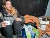 Liège se mobilise pour une SDF et sa chienne enceinte