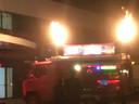 'Brandweerwagen' voor The Inside tijdens het feest van Buren van de Brandweer