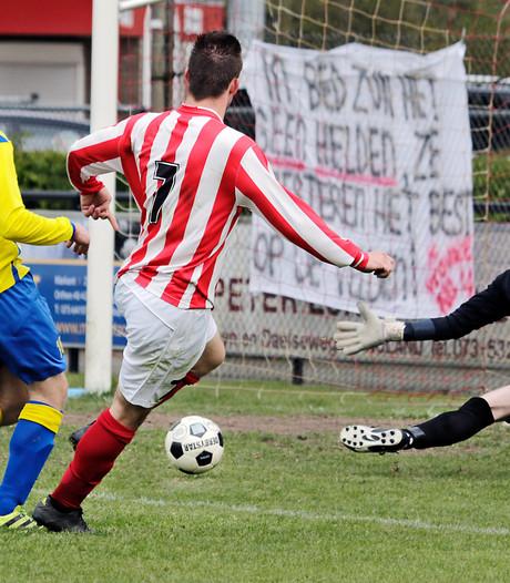 FC Uden degradeert naar de vierde klasse na nederlaag bij Nooit Gedacht