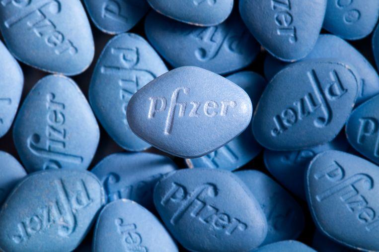 Viagrapillen. Beeld ap