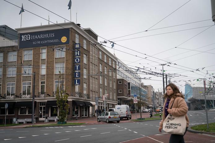 Hotel Haarhuis in Arnhem.