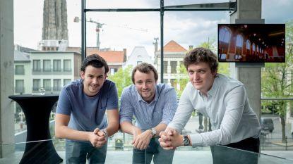Mechelen Culinair verhuist naar binnenkoer stadhuis