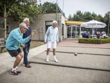 Tennisvereniging Acehof in Tubbergen redt vergeten jeu-de-boulesbaan
