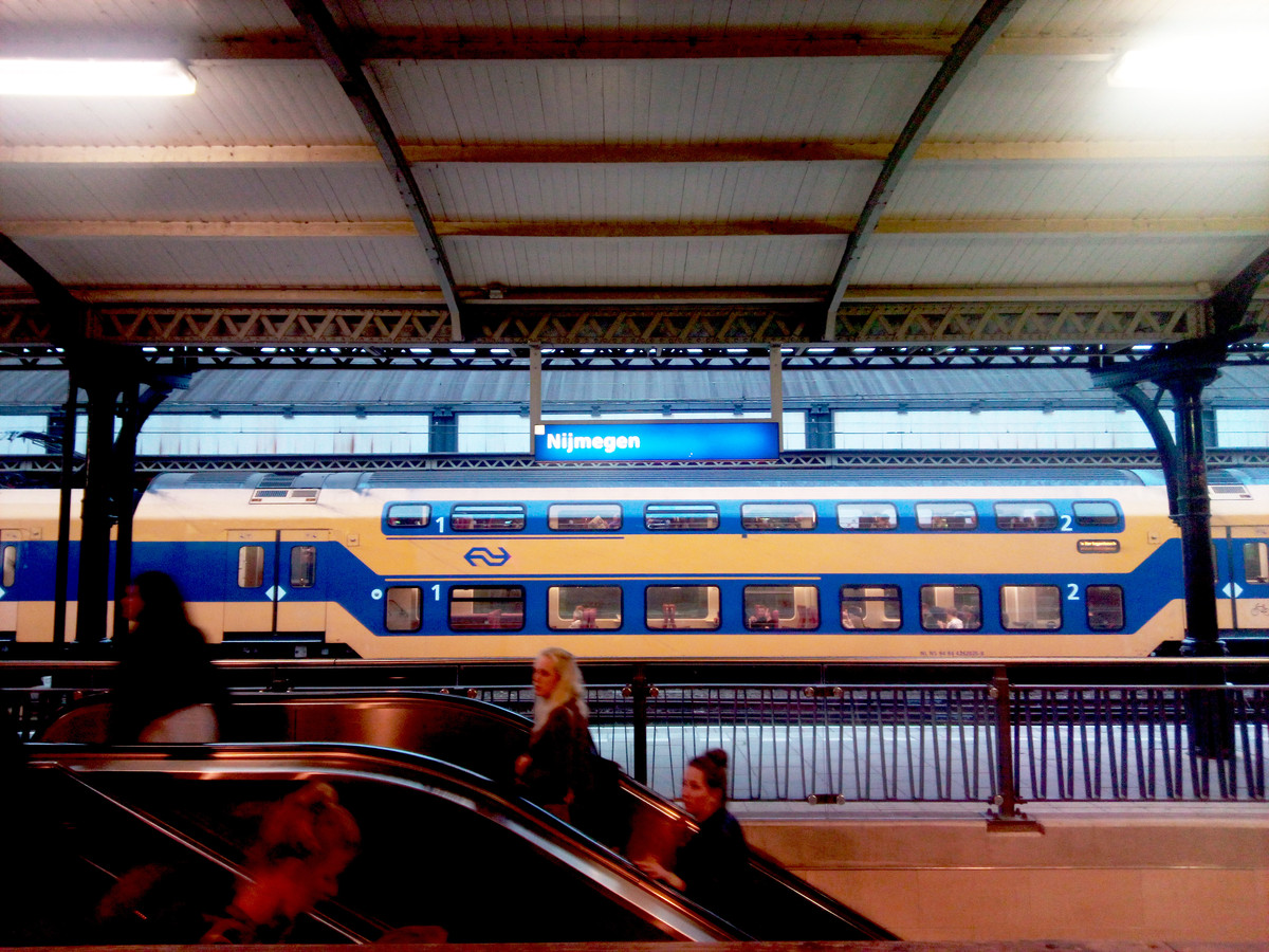 Station Nijmegen, foto ter illustratie.