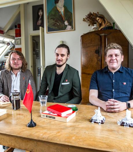 Nieuwe Communistische Partij wil vanuit Deventer Oost-Nederland veroveren