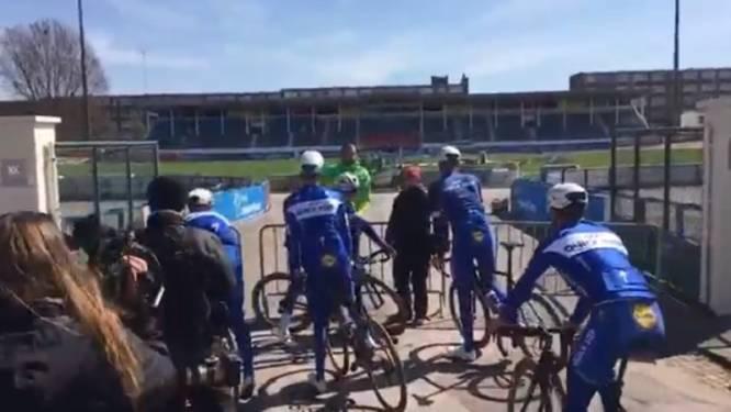 Quick.Step-renners willen de Vélodrome opdraaien, maar daar steekt ASO stokje voor