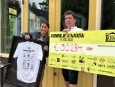 Zelfs 'Coronapatiënt Nul' trapt erop los voor De Kiosk: 30.284 euro naar 'huiskamer van Loon op Zand'