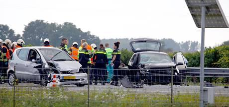 Spookrijder die ongeval veroorzaakte op A73 is 78-jarige man uit Boxmeer