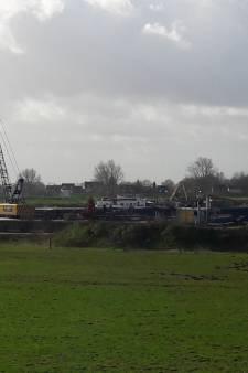 Gemeente vangt bot: granulietstort in Over de Maas gaat onverminderd door