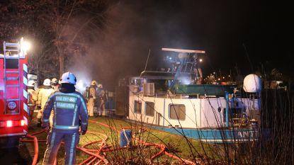Brandje in machinekamer van schip dat bio-ethanol transporteert