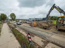 Hattem moet even door zure appel heen met werk aan Zuiderzeestraatweg en Geldersedijk