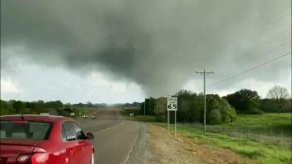 Minstens vijf doden door tornado's in het zuiden van de VS
