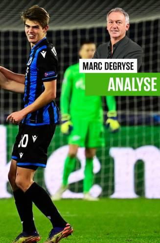 """""""Wat mij betreft mag De Ketelaere het vertrouwen krijgen in de spits bij Club Brugge"""""""
