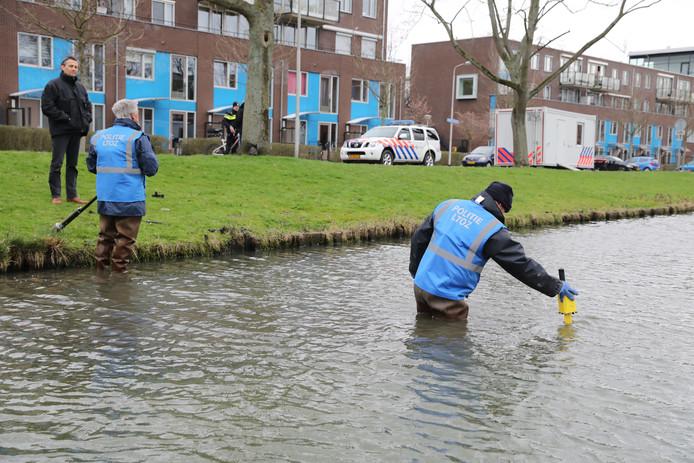 Hendrick De Keyserweg Delft moordwapen Karel Pronk sloot