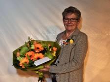 Koninklijke onderscheiding voor gouden Zonnebloemvrijwilligster uit Milsbeek