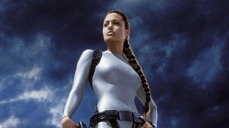 Lara Croft Tomb Raider: The Cradle of Life, Angelina Jolie