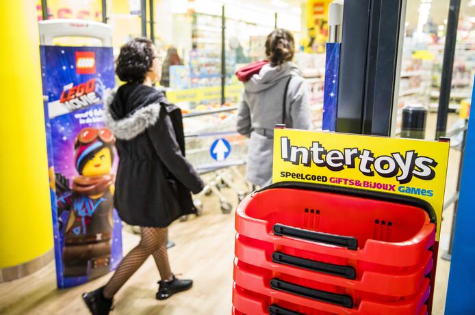 Faillissement Voor Speelgoedketen Intertoys Economie Adnl