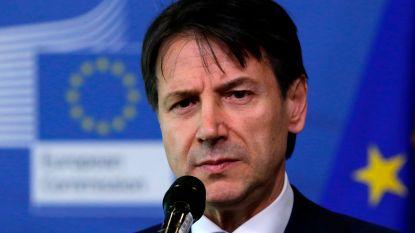 """Italiaanse premier ligt dwars op EU-top: """"Eerst akkoord over migratie, dan pas de rest"""""""