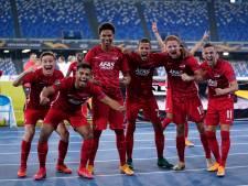 Uitgedund AZ put tegen Rijeka kracht uit stunt bij Napoli