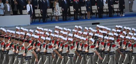 Pentagon stelt Trumps felbegeerde militaire parade uit