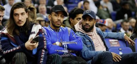 Premier League-sterren kijken NBA-wedstrijd in Londen