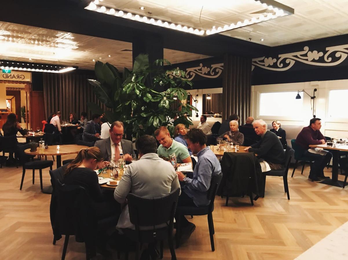 Figi is verbouwd tot een groot grand café.