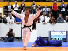 Judoka Tom Meulensteen strandt in eindfase Universiade