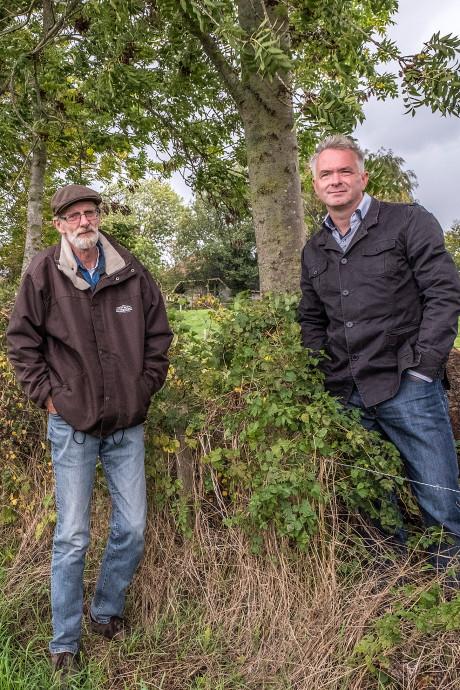 Honderden historische heggen gevonden in Heumen en Wijchen