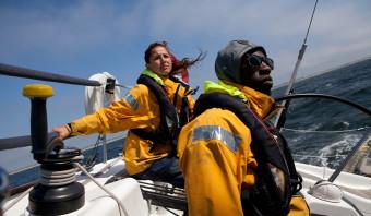 Een nieuw gezicht op de Noordzee: de boswachter