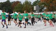 Jongeren leven zich uit tijdens Survival Trophy
