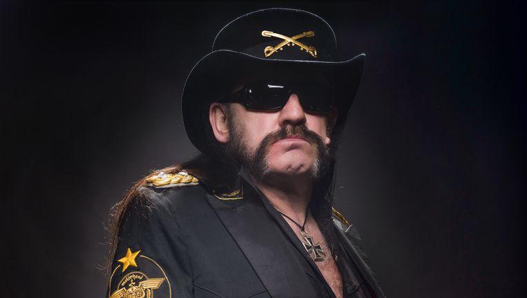 Lemmy Kilmister. Beeld Robert John