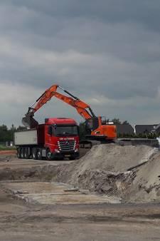 Bandenman brengt iIllegaal gestorte grond terug naar Nederland
