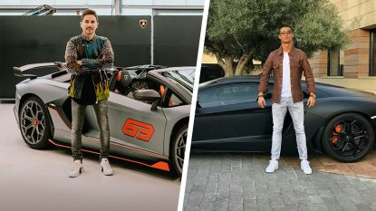 Steekt hij Ronaldo en co stilaan de loef af? MotoGP-legende Lorenzo breidt imposante autocollectie uit met zeer exclusieve Lamborghini