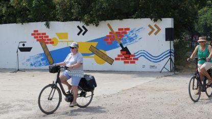 Fiets eens langs kunstzinnigste route van Vlaanderen