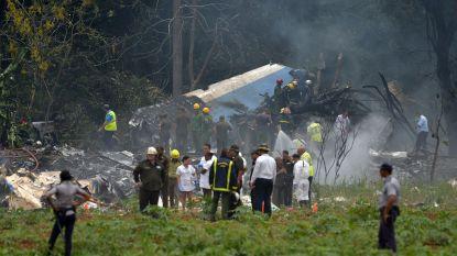 Vliegtuig crasht in Havana Meer dan 100 doden